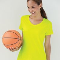 X-Temp™ Women's V-Neck T-Shirt Thumbnail