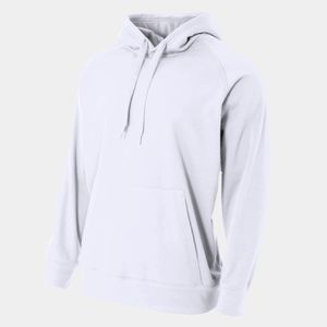 Youth Solid Tech Fleece Pulloever Hoodie Thumbnail