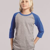 Heavy Cotton Youth Raglan Tee Thumbnail