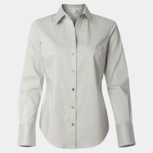 Women's Cotton Stretch Shirt Thumbnail