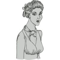 50 s Advertise Female 1 Thumbnail