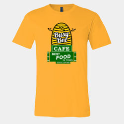 Busy Bee Cafe Throwback T-Shirt Thumbnail