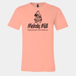 Melody Mill Ballroom, Dubuque, Iowa Throwback Shirt Thumbnail